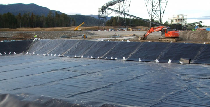 HDPE Liners / Geomembrane