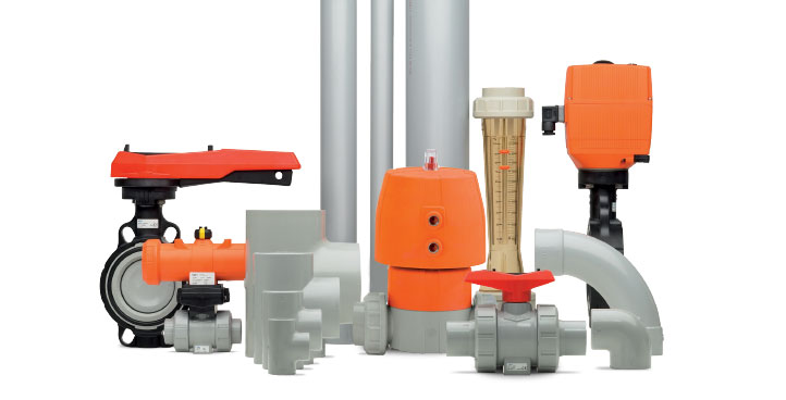 PVC-C System