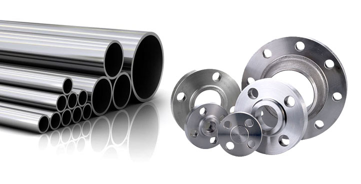 Steel Pipes & Flanges