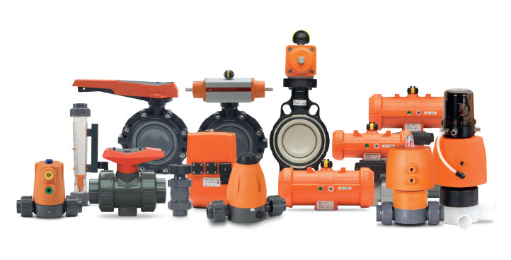 Valves & Actuation